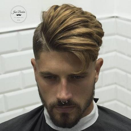 Fashionable Stylish Men Haircut