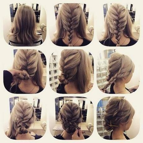 Hairdos for mid length hair