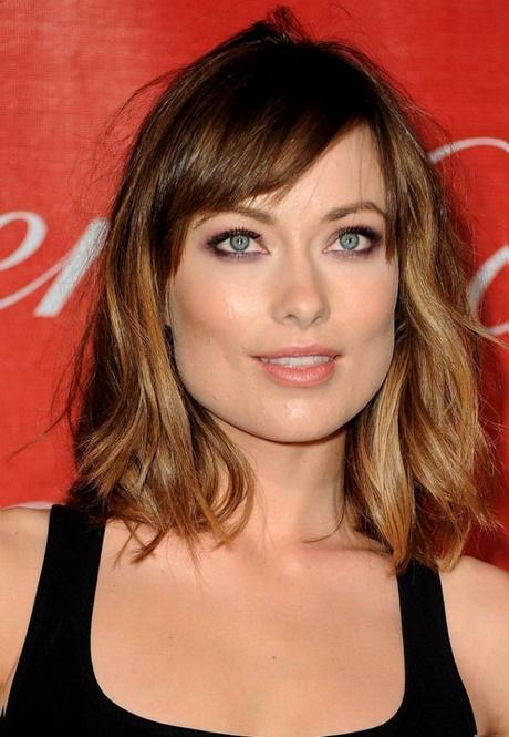 Above Shoulder Length Layered Hairstyles