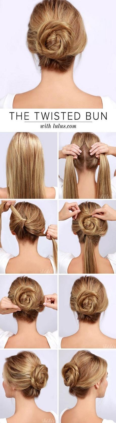 More: Quick Easy Everyday Hairstyles
