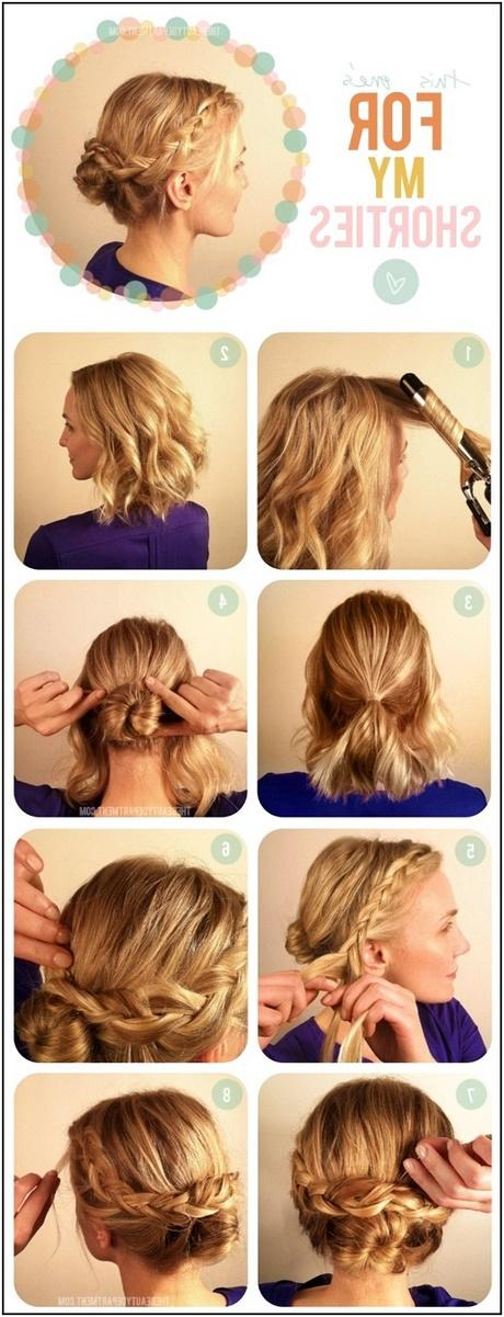 Simple hairstyles for medium long hair long hair updos easy to do yourself diy ponytail hairstyles for medium long hair solutioingenieria Gallery