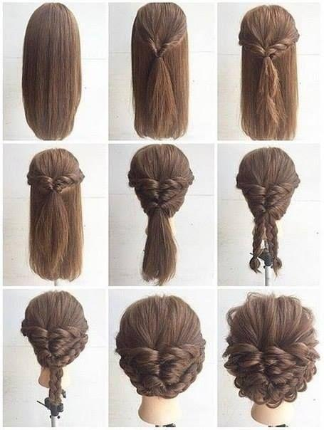 Find this Pin and more on Braids + Hair. rock some fantastic braided hairstyles! Medium length …