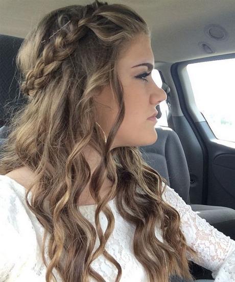 2018 Prom Hair