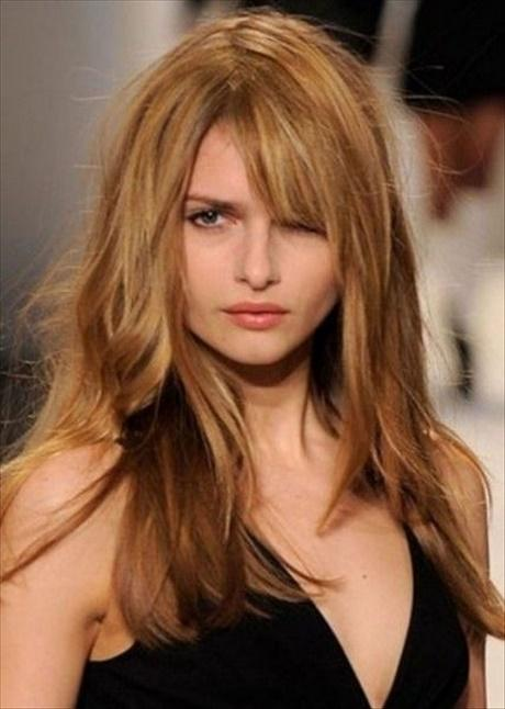 Best Hairstyles For Long Hair And Round Face