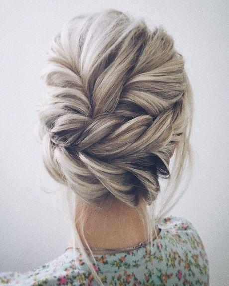 Bridesmaid hair up ideas