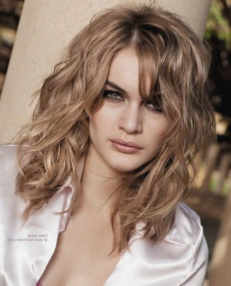 Hairstyles for frizzy hair female