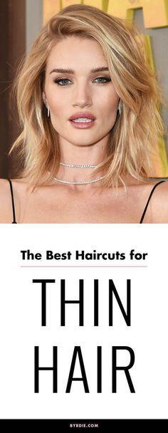 Pretty Fine Hair Shoulder Length Medium Hairstyles Intended For Most Current Medium Haircuts Thin Hair (