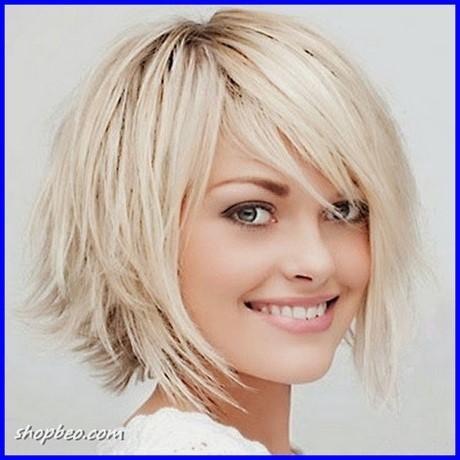 Modern hairstyles for fine hair