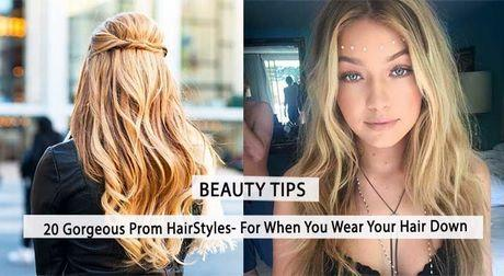 Prom Hair For Straight Hair