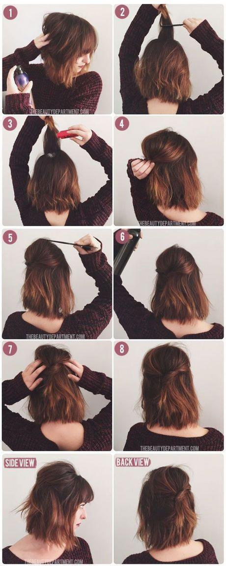 Easy hairstyle design