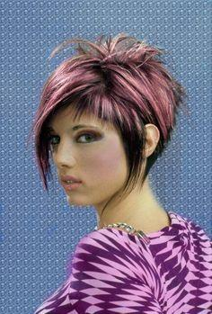 Hairstyles a frame