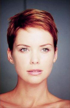 Really Short Hairstyles After Chemo 2014. 1000+ images about Hair on Pinterest | Alyssa milano Short …