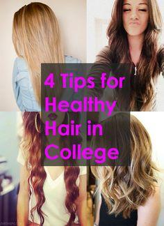 Hairstyles college