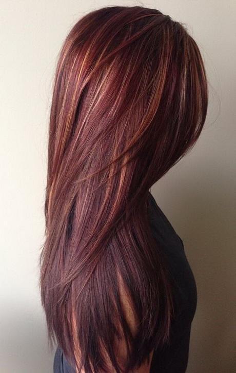 Dip dye hair on black hair
