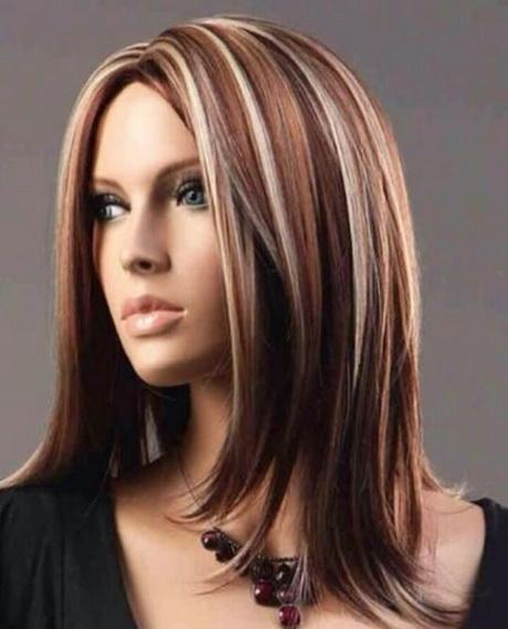 Hairstyles highlights