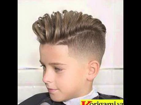 Hairstyles kid boy