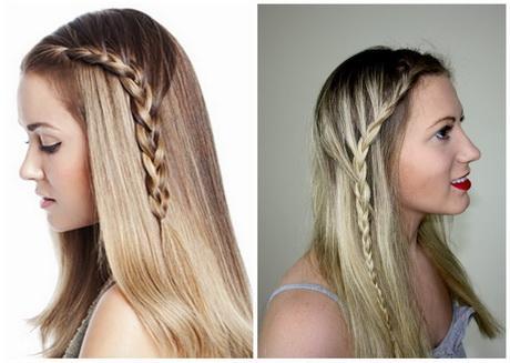 Hairstyles no heat