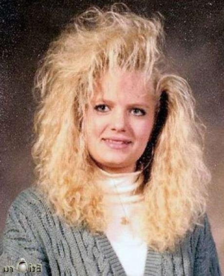 Hairstyles of the 80s - photo #22
