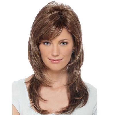 Hairstyles razor cut layers