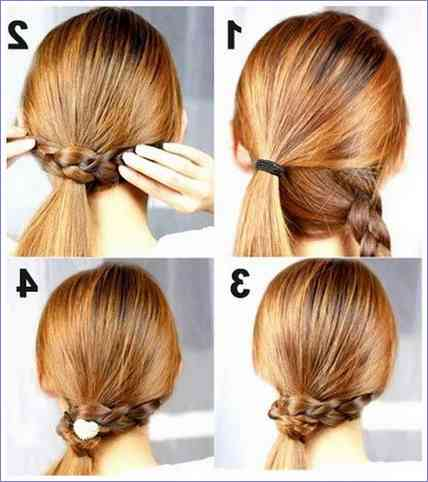 Do it yourself formal hairstyles for long hair best hairstyle 2018 diy hairstyle tutorials for medium long length hair 60 easy updos for medium length hair solutioingenieria Choice Image