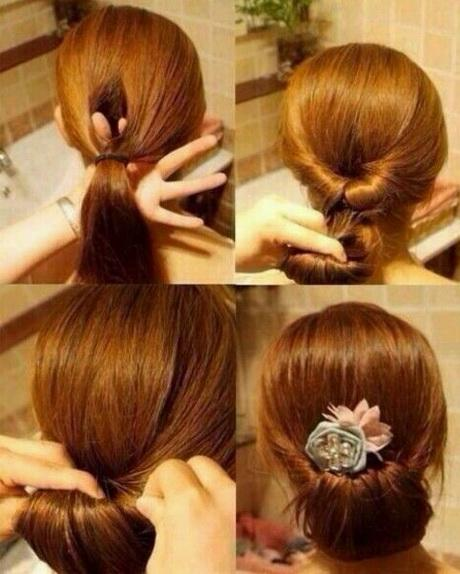 Hairstyles you can do on yourself a cute hairstyle that you can do yourself solutioingenieria Gallery