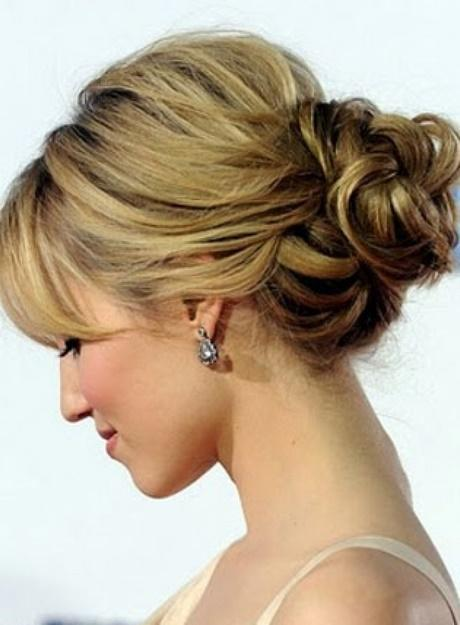Unique Updo Hairstyles For Long Hair Casual Updos