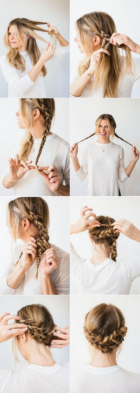 Best 25+ Easy Casual Updo Ideas On Pinterest | Easy School Hairstyles  School Hairstyles And Casual Updo Tutorial. Everyday Updo Hairstyles For Long  Hair ...