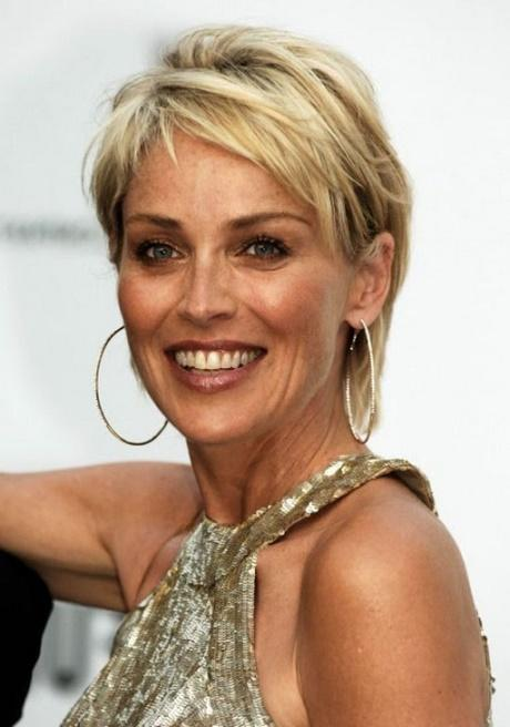 Hairstyles to make you look younger over 50