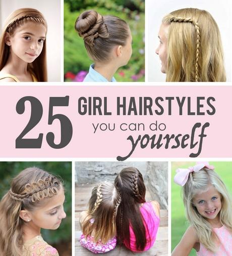 Hairstyles you can do yourself 25 girl hairstylesyou can do yourself via make it and love solutioingenieria Gallery