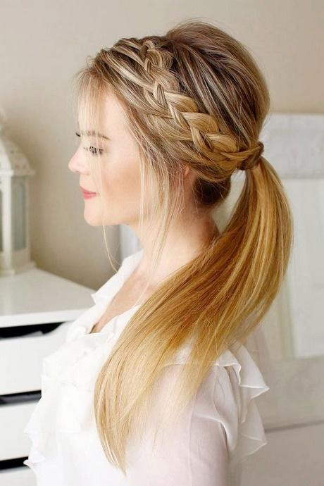 The 25+ Best Easy Hairstyles Ideas On Pinterest | Simple Hairstyles Simple  Hair Updos And Easy Work Hairstyles
