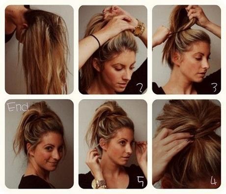 Simple Daily Hairstyles For Medium Hair