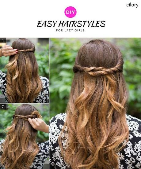 Simple hairstyles for everyday long hair 10 easy simple half up hairstyles for everyday youtube 46 exquisitely beautiful diy solutioingenieria Choice Image