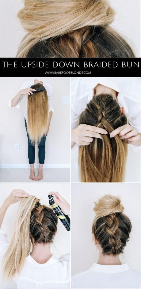 Simple hairstyles for everyday long hair