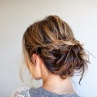 At home prom hairstyles
