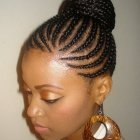 Black braided hairstyles for women