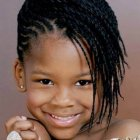 Black hairstyles with braids