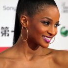 Black ponytail hairstyles pictures