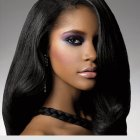 Black women weave hairstyles