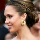 Classy prom hairstyles