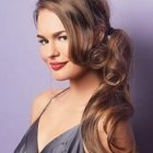 Clubbing hairstyles for long hair