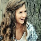 Cool hairstyles for long hair girls