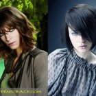 Cool medium length hairstyles