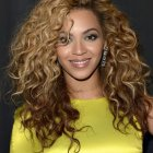 Curly curly hairstyles