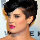 Cute black short hairstyles