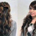 Cute curly hairstyles long hair