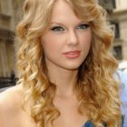 Cute easy curly hairstyles