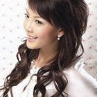 Cute hairstyles for long hair for prom