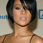 Cute hairstyles for short black hair