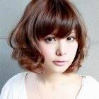 Cute short hair hairstyles