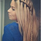 Easy braid hairstyles for long hair